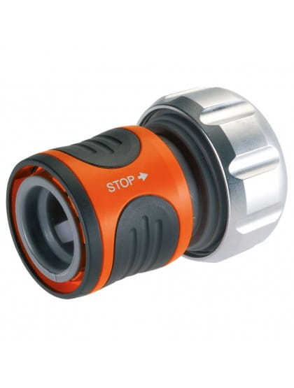 Коннектор Gardena с автостопом 19 мм (3/4) Premium