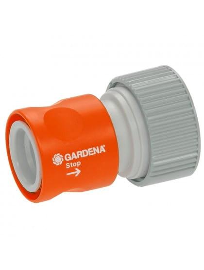 Коннектор Gardena Профи 19 мм ( 3/4) с автостопом