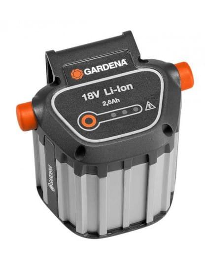 Аккумулятор литий-ионный Gardena BLi-18/2,6Ач - 09839-20.000.00