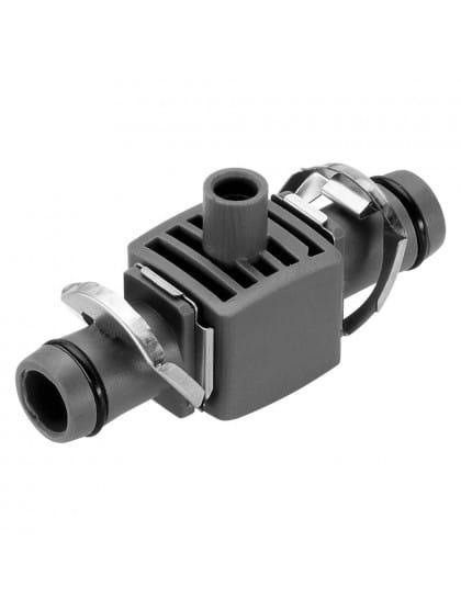 Соединитель T-образный для микронасадок Gardena 13 мм (1/2) (5шт. в блистере)