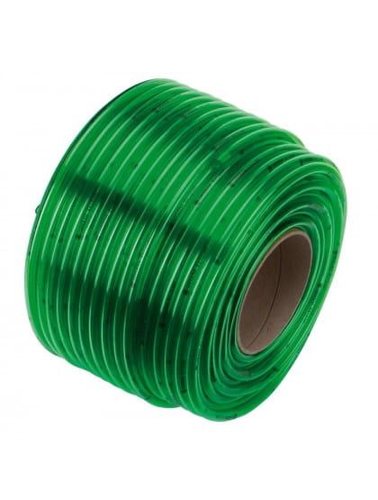 Шланг Gardena прозрачный зеленый 10х2 мм x 1 м (в бухте 50м)
