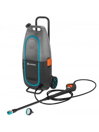 Мойка высокого давления аккумуляторная Gardena AquaClean Li-40/60 без аккумулятора в комплекте