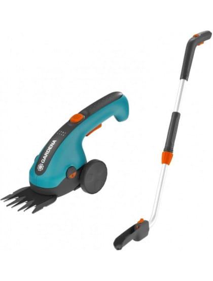 Комплект аккумуляторных газонных ножниц Gardena ClassicCut Li