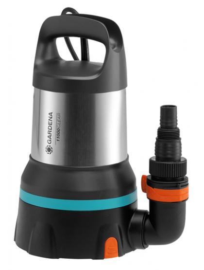 Насос дренажный для чистой воды Gardena 11000 Aquasensor
