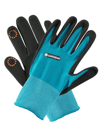 Перчатки для работы с почвой Gardena размер S