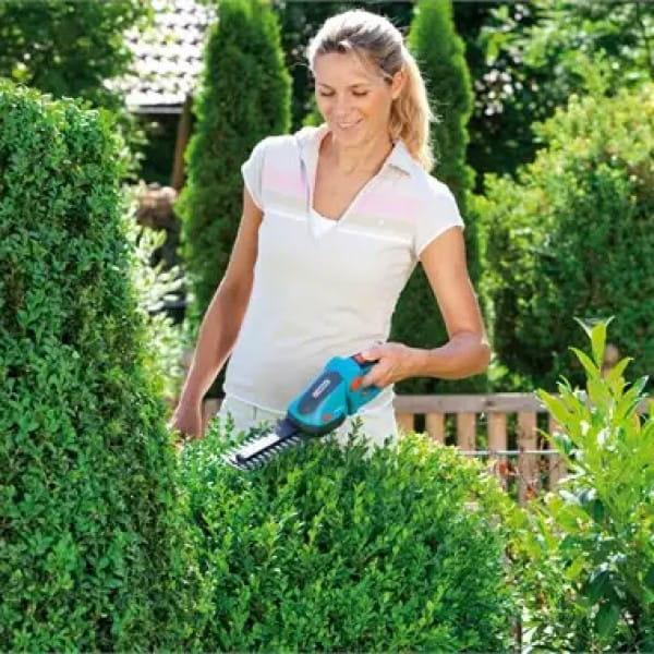 Ножницы для газонов и кустарников