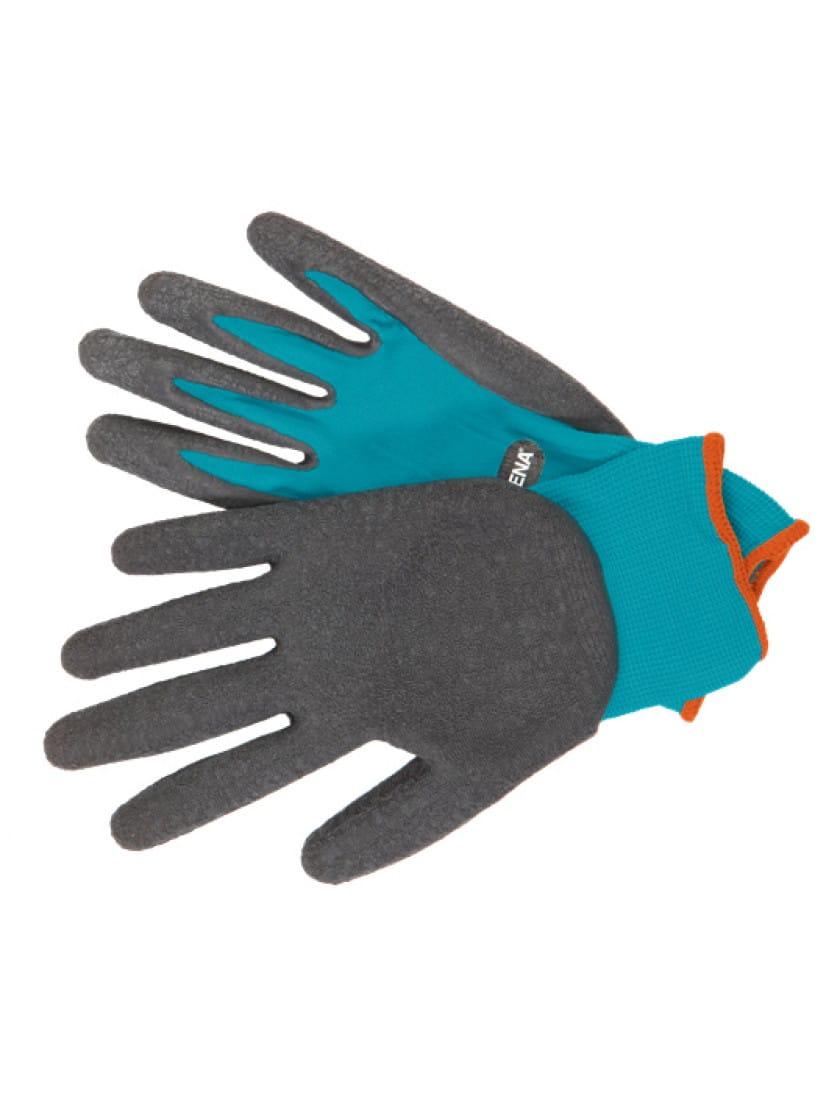Комплект Gardena: ножницы для живой изгороди электрические EasyCut 450/50 + перчатки