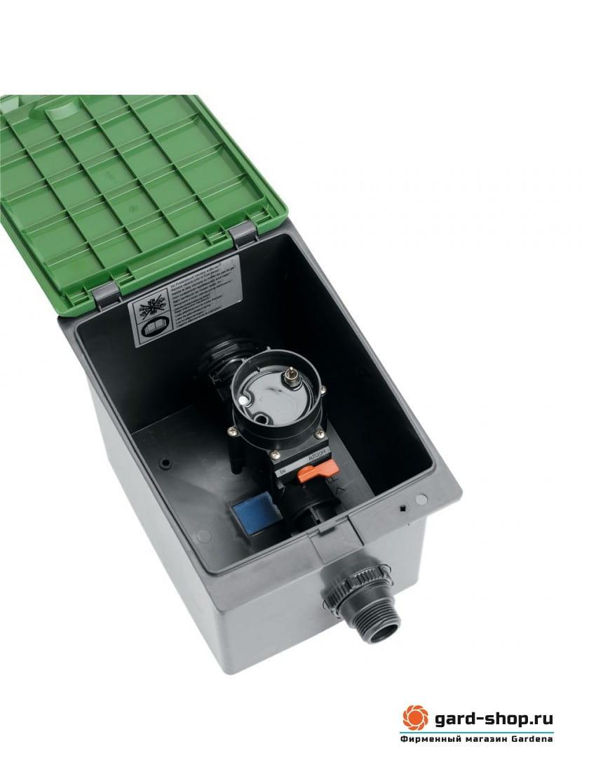 Коробка для клапана для полива Gardena V1