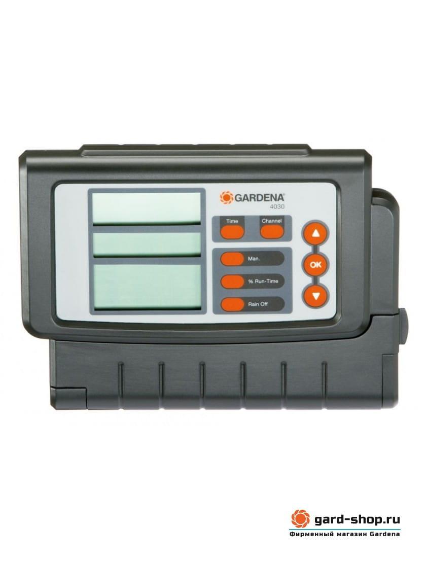 Блок управления клапанами для полива   GARDENA 4030