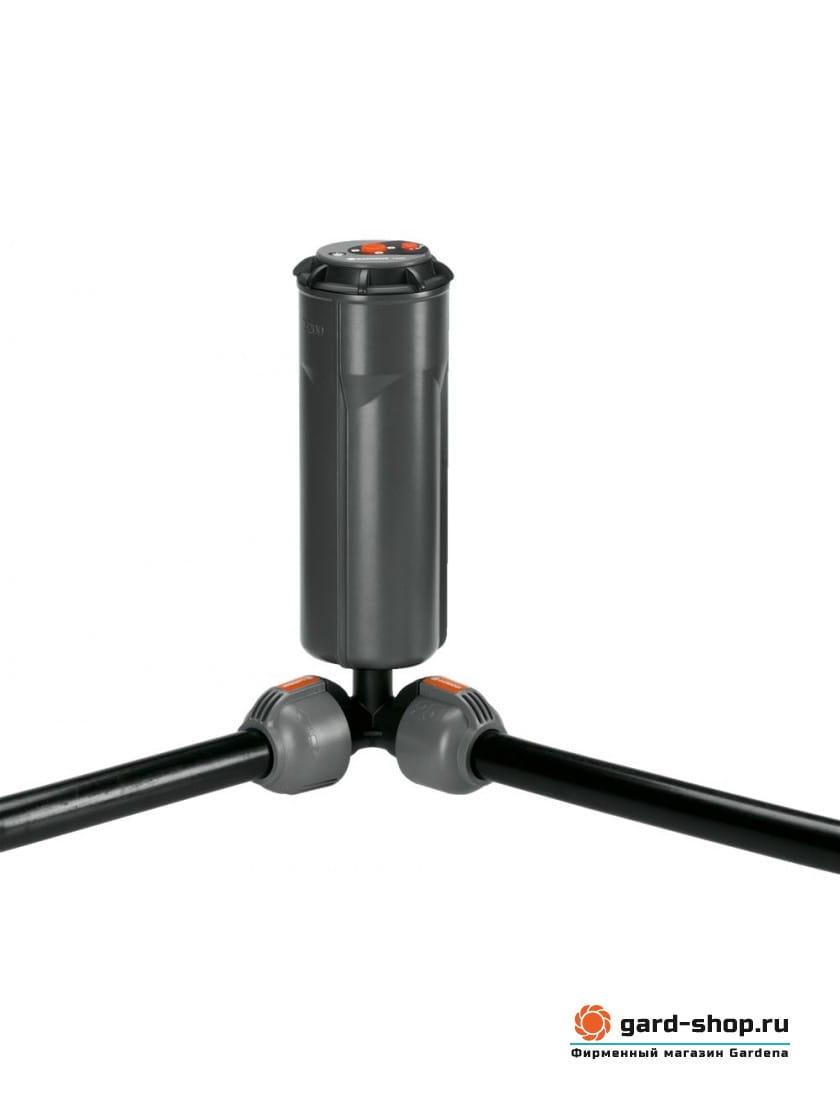 Соединитель L-образный угловой Gardena 25 мм x 1/2 - наружная резьба