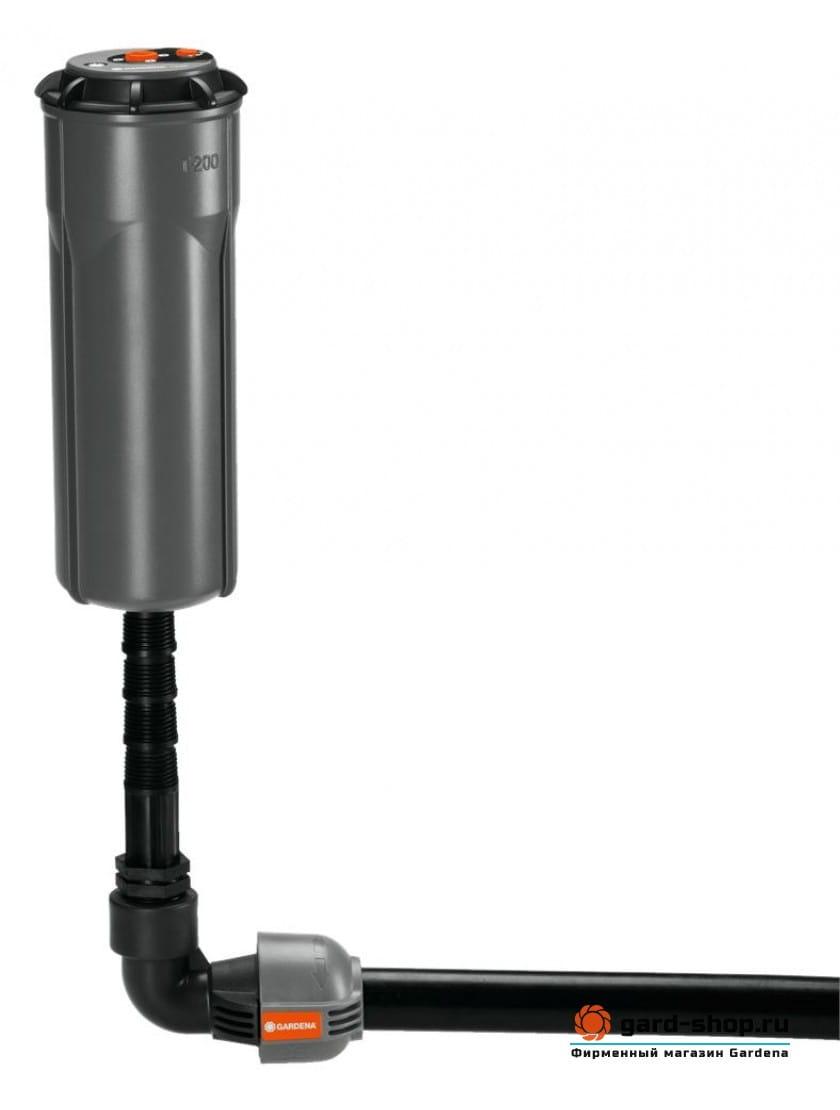 Соединитель L-образный Gardena 25 мм х 3/4 - внутренняя резьба