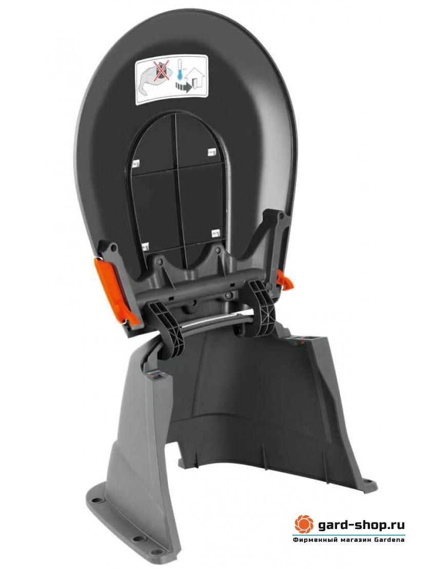 Навес зарядной станции для газонокосилки-робота Gardena R50Li