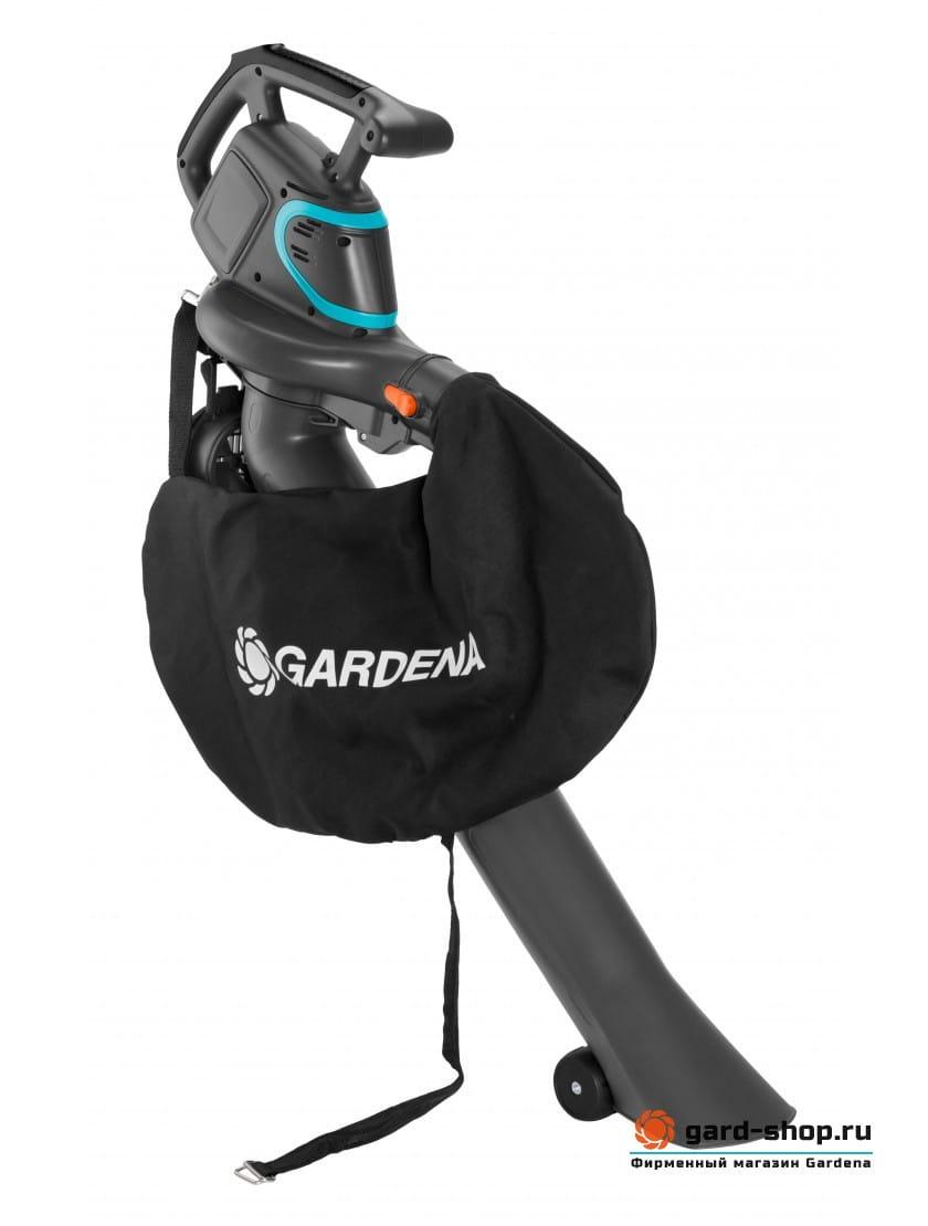 Воздуходув-пылесос аккумуляторный Gardena PowerJet Li-40 без аккумулятора