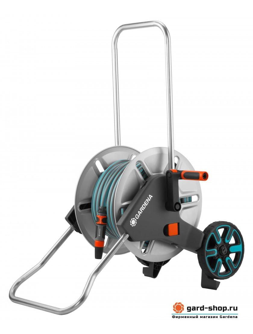 AquaRoll M с комплектом для полива 18542-20.000.00 в фирменном магазине Gardena