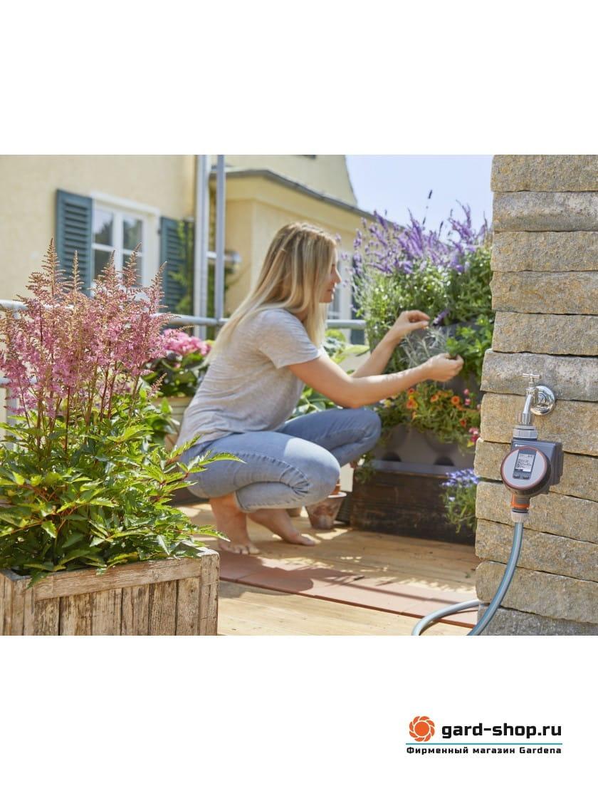 Таймер подачи воды Gardena Flex