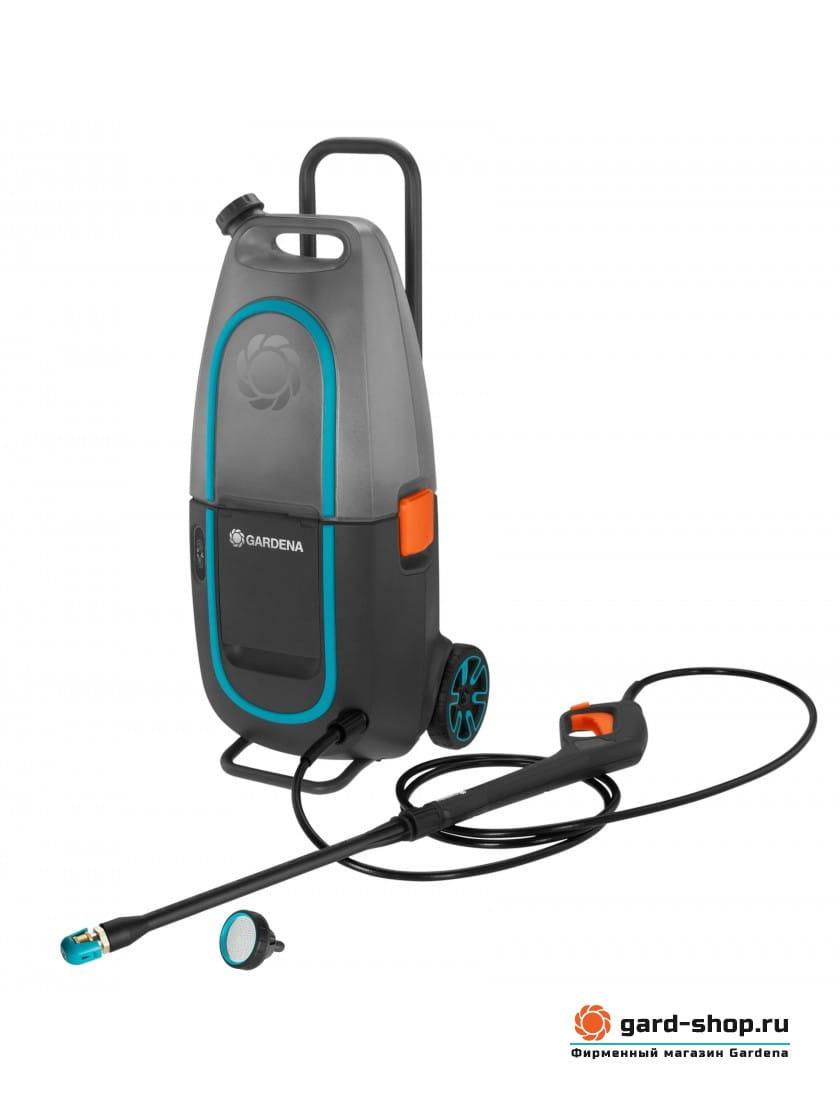 AquaClean Li-40/60 без аккумулятора в комплекте 09341-55.000.00 в фирменном магазине Gardena