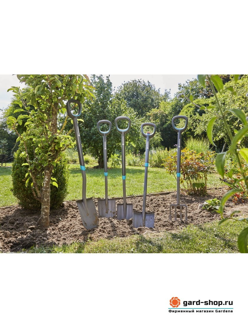 Вилы садовые Gardena ErgoLine