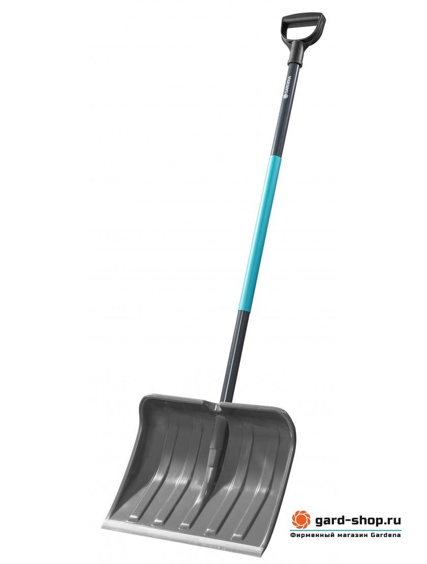 Комплект Gardena: Скрепер 79 см Classic Line + лопата  40 см Classic Line