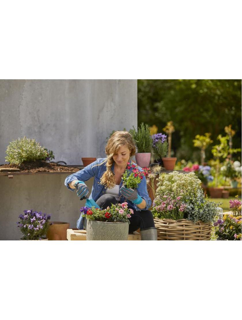 Перчатки садовые Gardena размер M