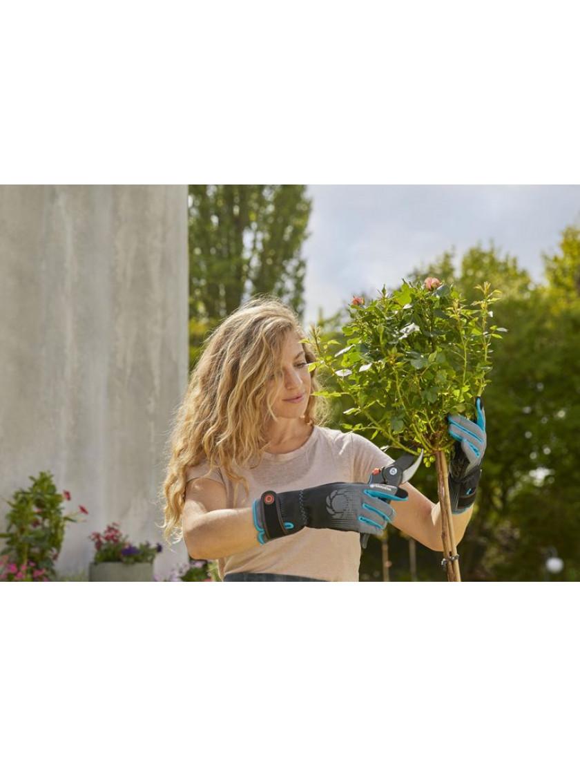 Перчатки для ухода за розами Gardena размер M