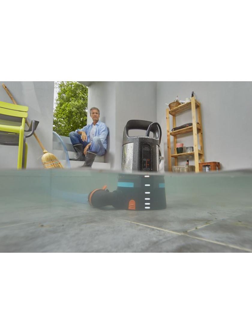 Насос дренажный для чистой воды Gardena 17000 Aquasensor