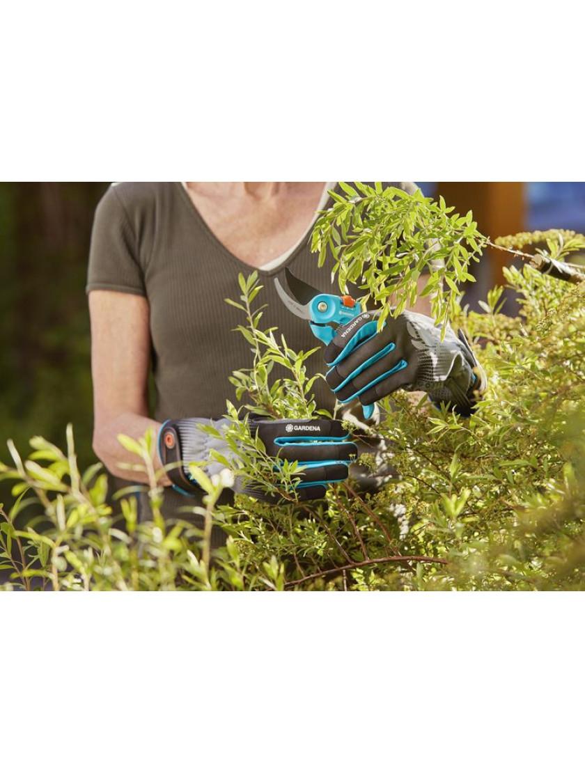 Перчатки для ухода за кустарниками Gardena размер L