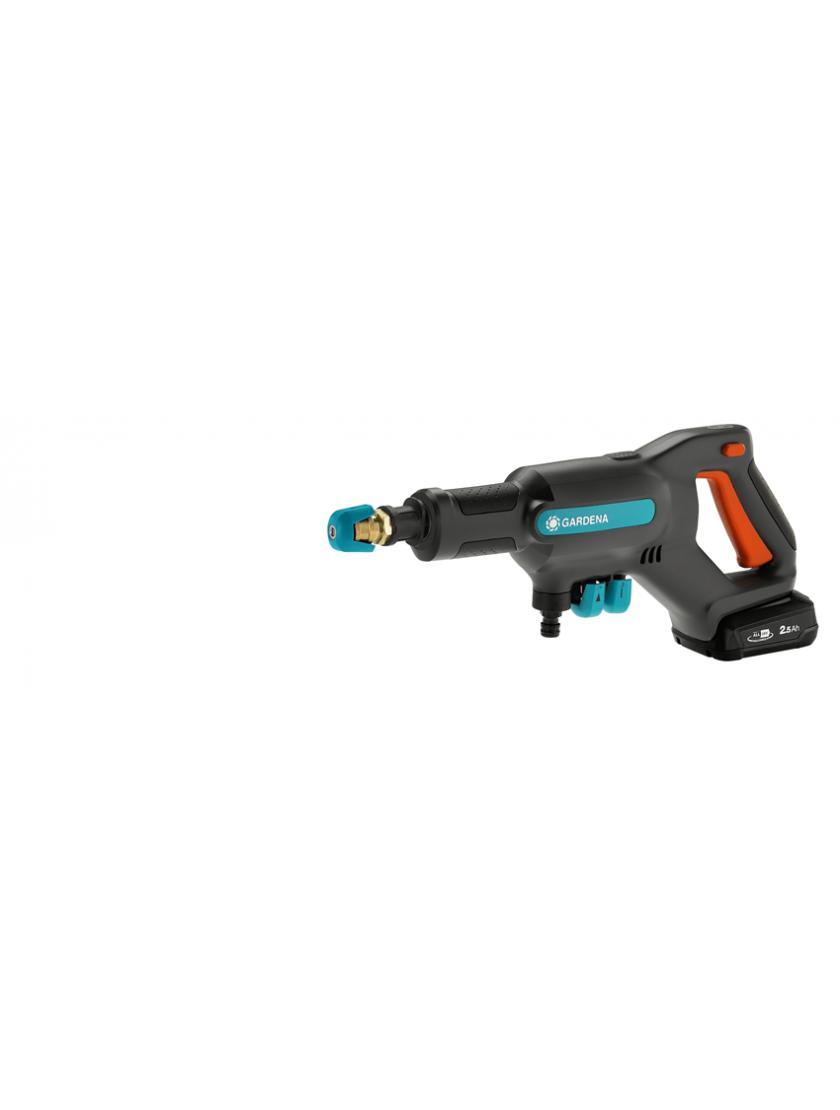 Мойка высокого давления аккумуляторная Gardena AquaClean 24/18V без аккумулятора