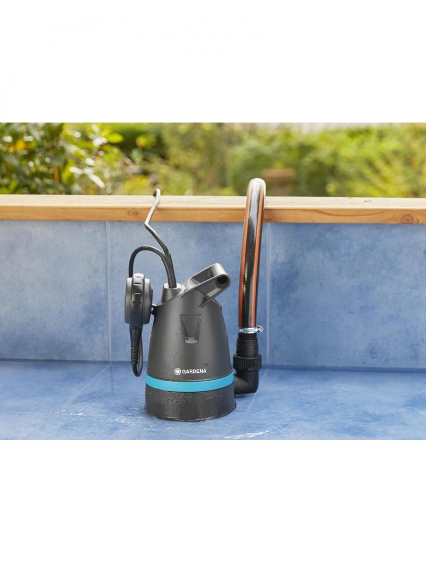 Насос дренажный для грязной воды Gardena 9300