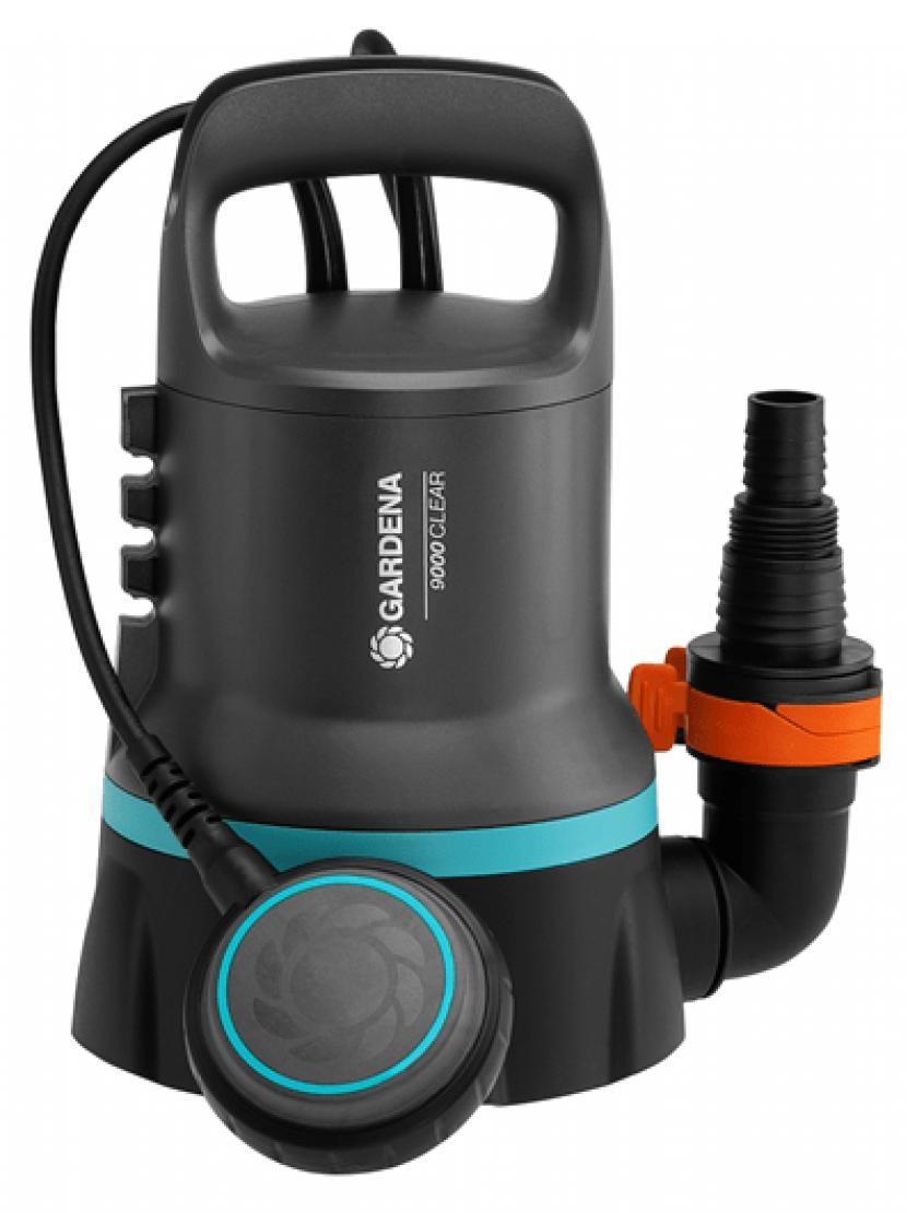Насос дренажный для чистой воды Gardena 9000