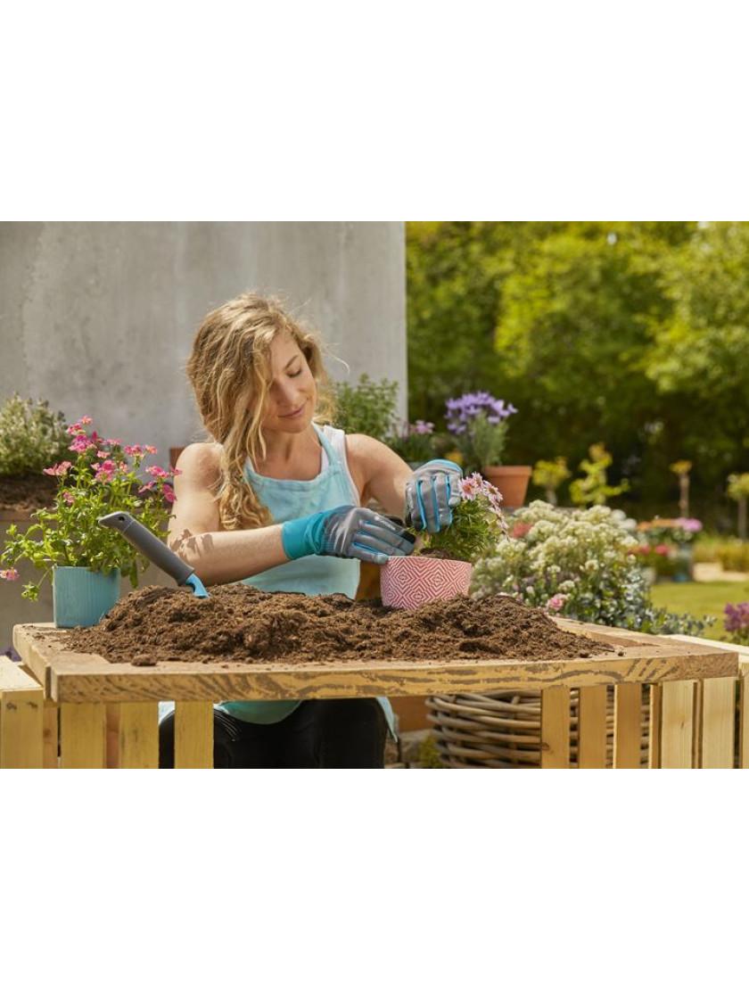 Перчатки садовые Gardena размер S